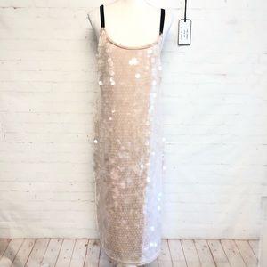 ZARA WOMAN Evening Collection Dress